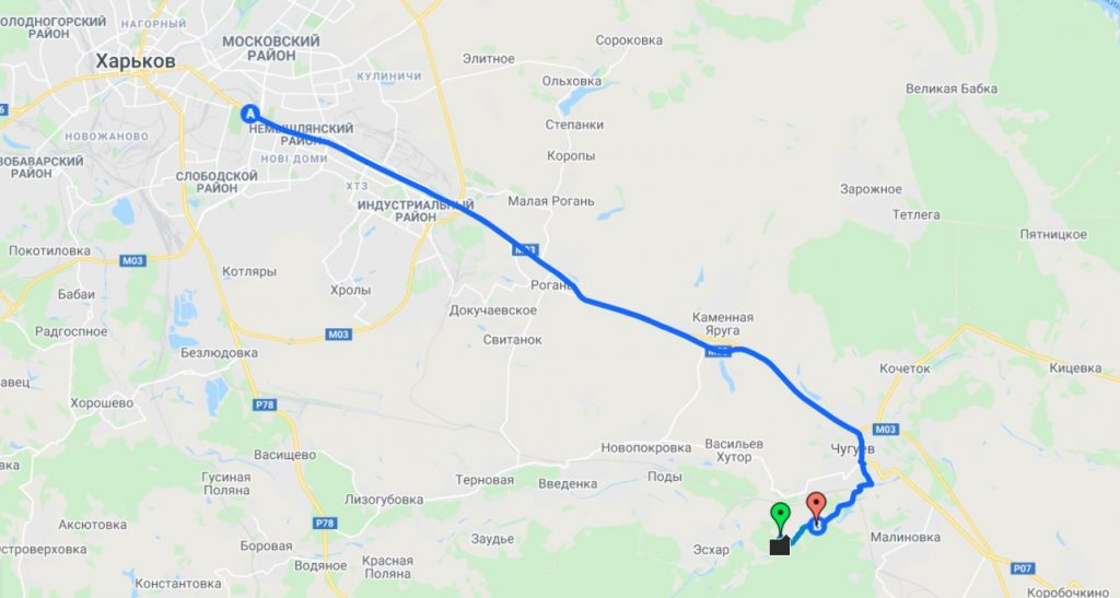 карта проезда на фестиваль