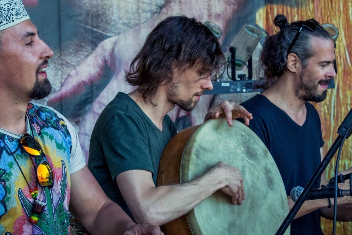Этно Drum Fest ежегодный фестиваль этнической музыки в Украине, Харьков, Андрей Танзю, Алексей БУлаш, Виталий Федоров