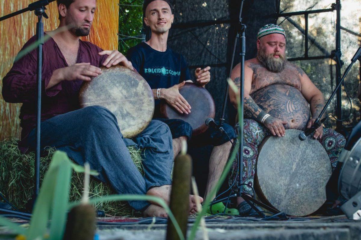 Этно Drum Fest ежегодный фестиваль этнической музыки в Украине, Харьков, Ваня Пух, Дима Коляда, Илья Филиппенко