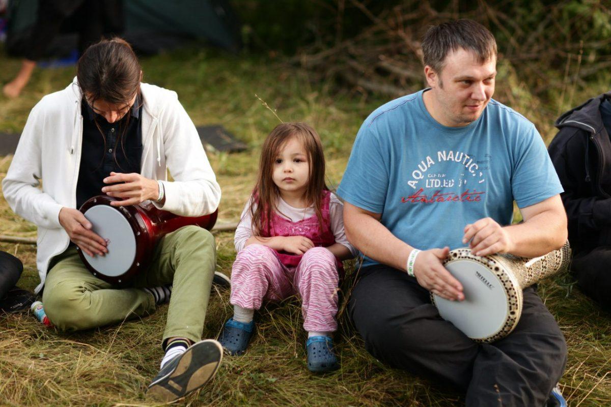 Этно Drum Fest ежегодный фестиваль этнической музыки в Украине, варган