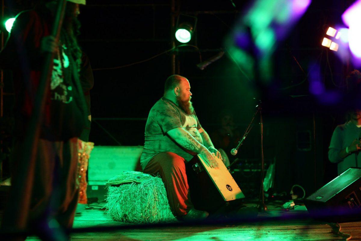 Этно Drum Fest ежегодный фестиваль этнической музыки в Украине, Харьков, Ваня Пух