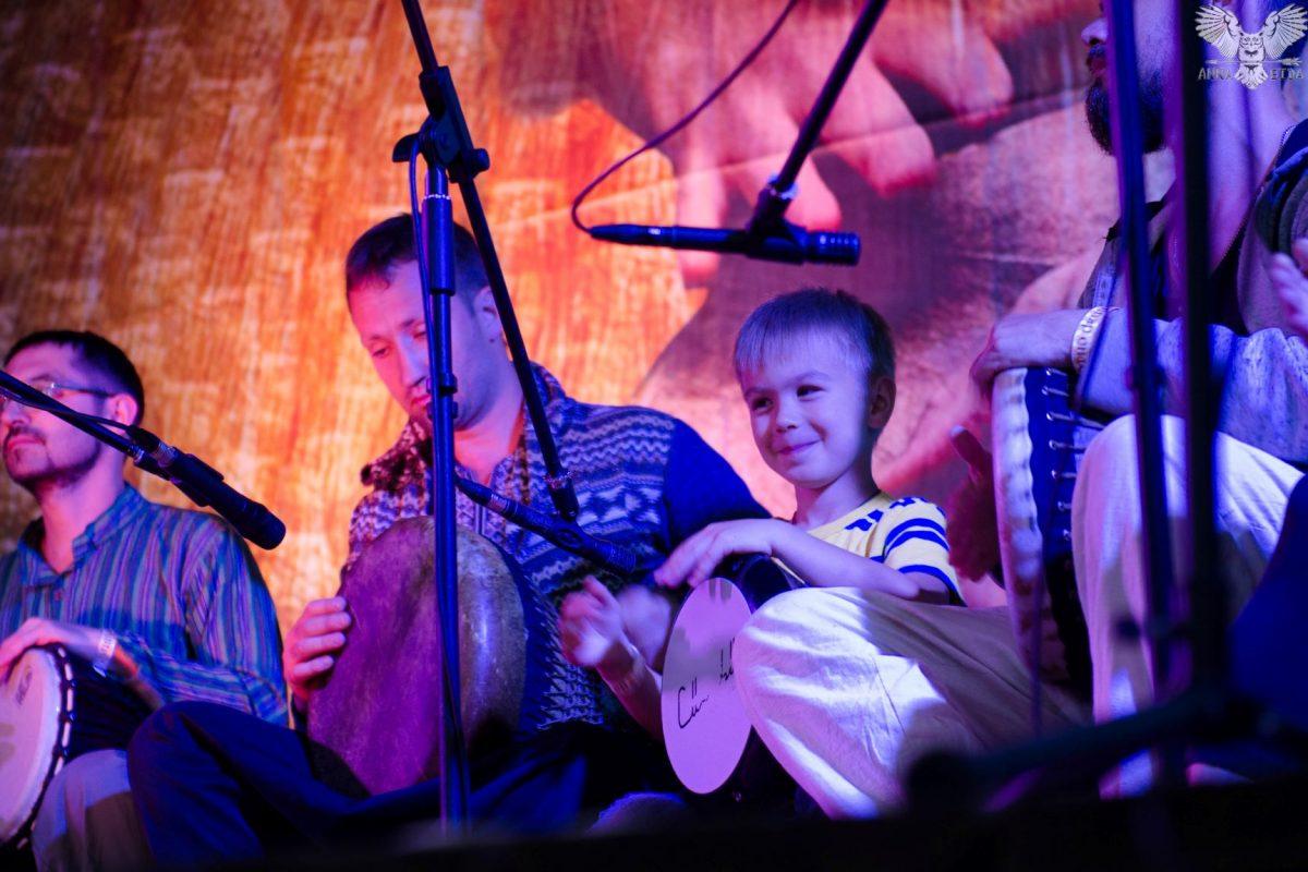 Этно Drum Fest ежегодный фестиваль этнической музыки в Украине, Харьков, школа перкуссии Ethno Drum's, Илья Филиппенко