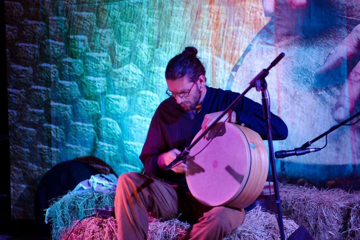 Этно Drum Fest ежегодный фестиваль этнической музыки в Украине, Харьков, Кирилл Ошеров