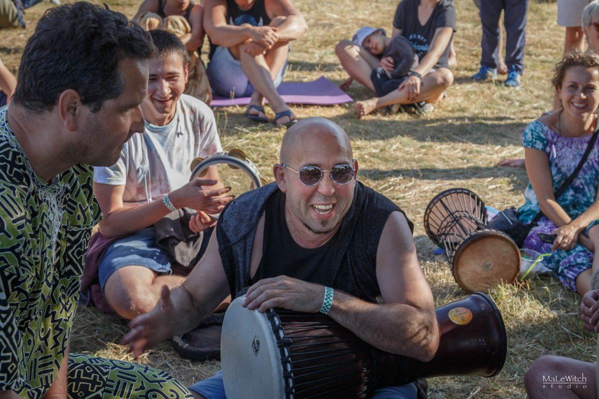 Этно Drum Fest ежегодный фестиваль этнической музыки в Украине, джем