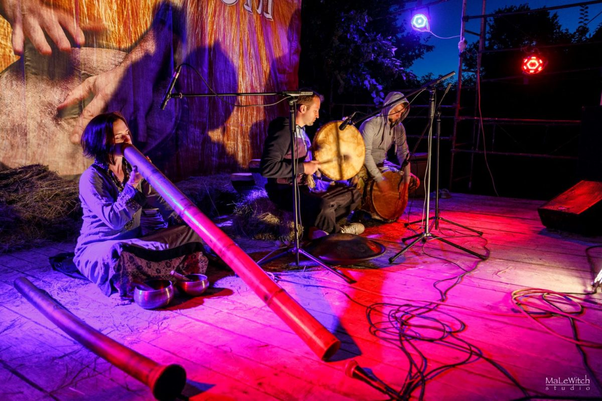 Этно Drum Fest ежегодный фестиваль этнической музыки в Украине, Харьков, FOX BAY