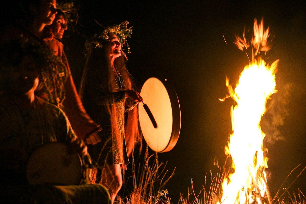 Этно Drum Fest ежегодный фестиваль этнической музыки в Украине, Харьков, ивана купала