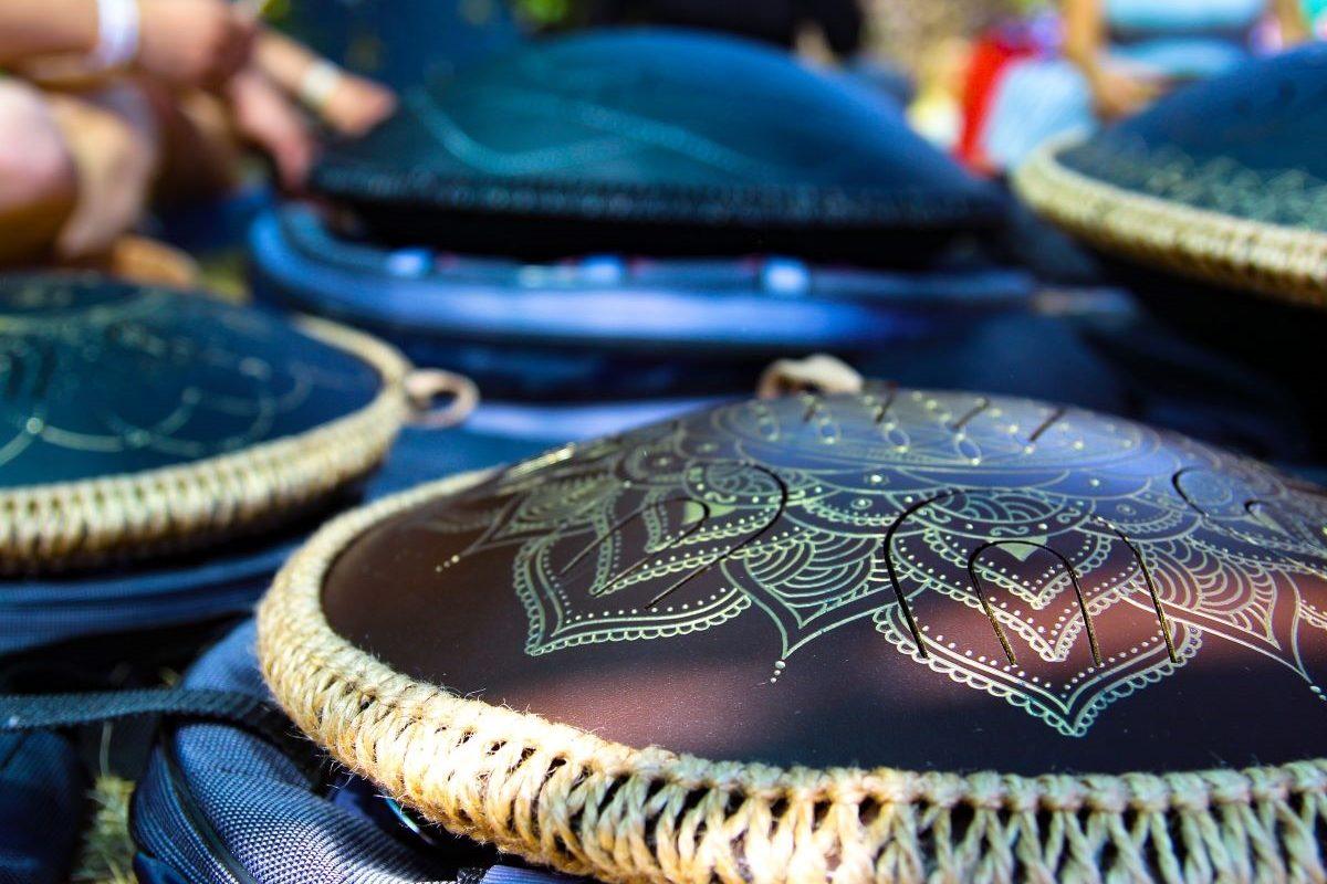Этно Drum Fest ежегодный фестиваль этнической музыки в Украине, глюкофон