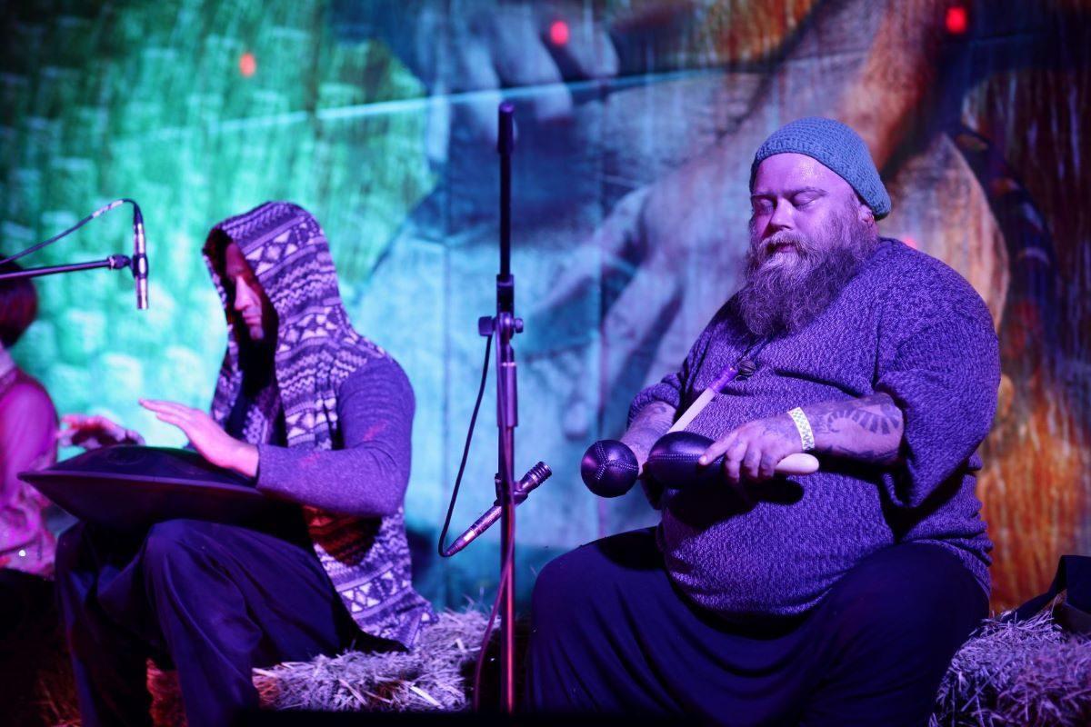 Этно Drum Fest ежегодный фестиваль этнической музыки в Украине, Харьков, Ваня Пух, Илья Филиппенко