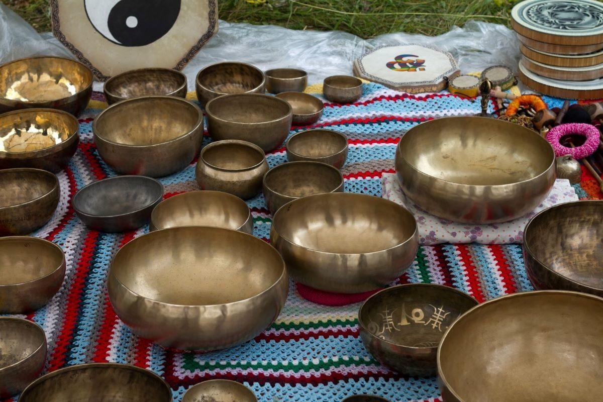 Этно Drum Fest ежегодный фестиваль этнической музыки в Украине, поющие чаши