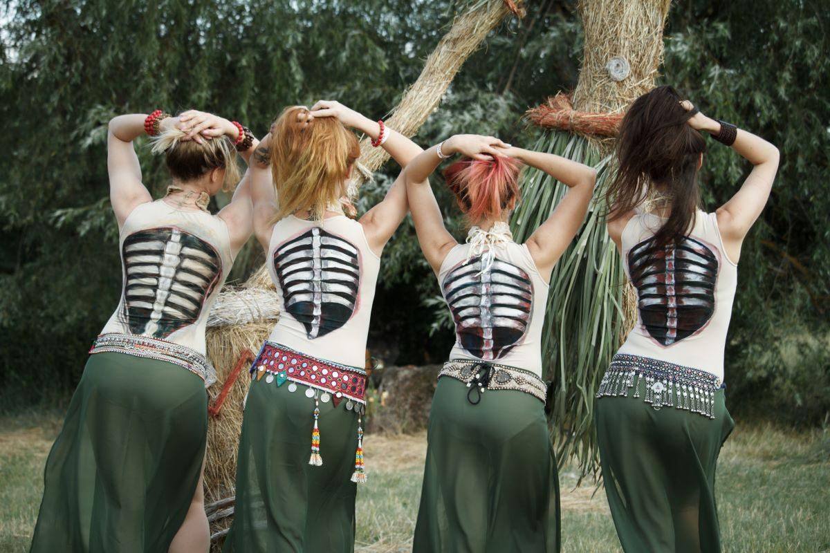 Этно Drum Fest ежегодный фестиваль этнической музыки в Украине, трайбл