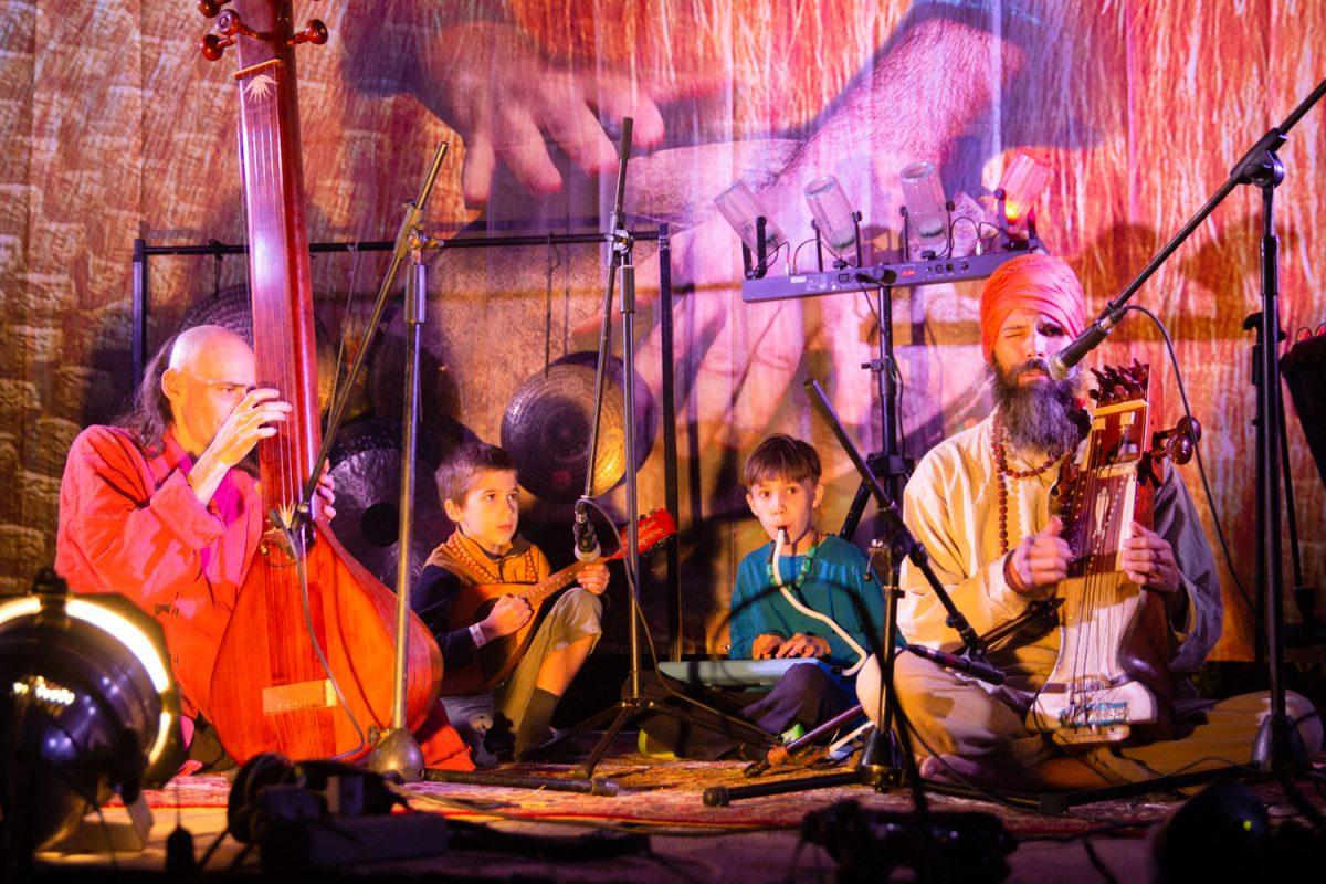 Этно Drum Fest ежегодный фестиваль этнической музыки в Украине, Харьков, Рага Яга, Роман Голоборда, Игорб Горбов