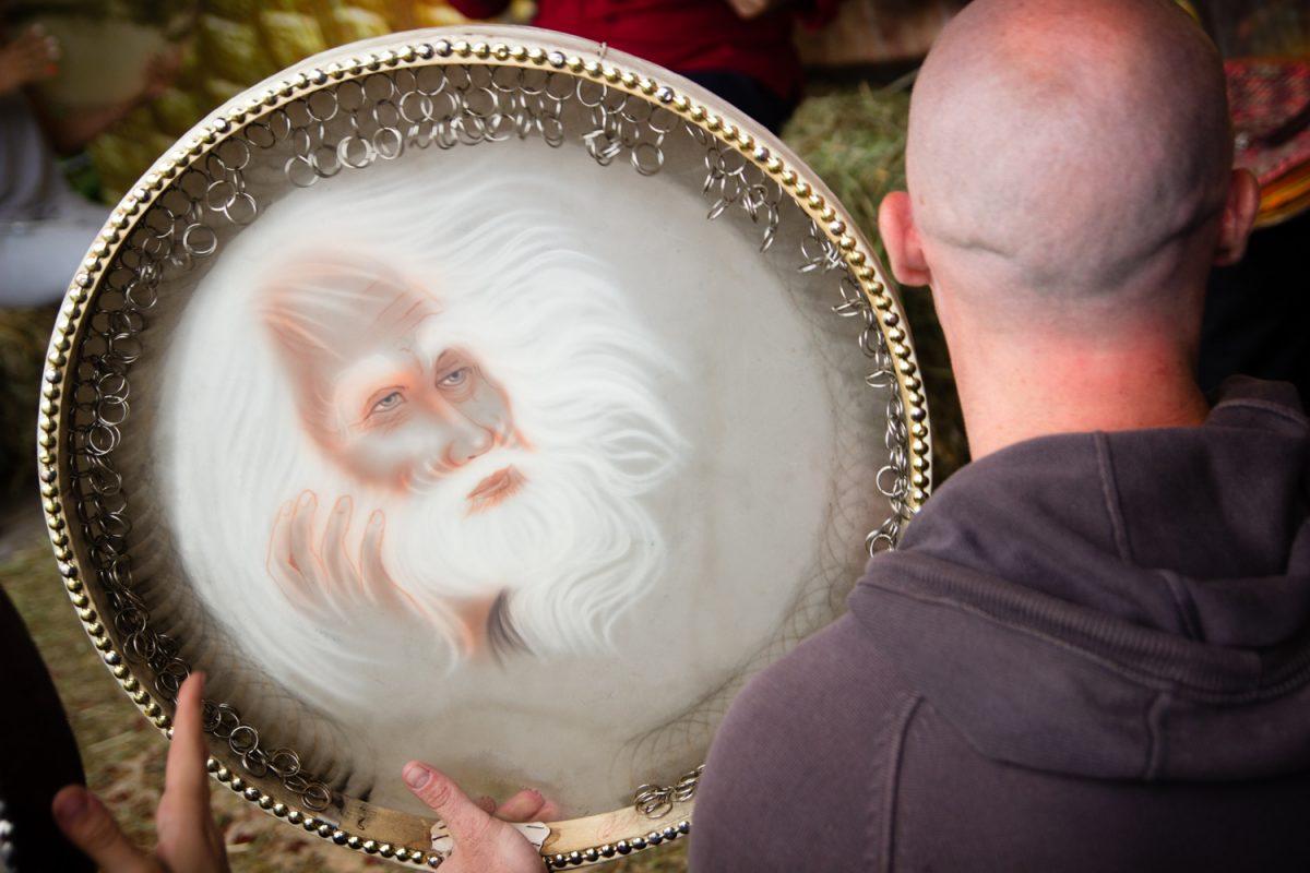 Этно Drum Fest ежегодный фестиваль этнической музыки в Украине, даф