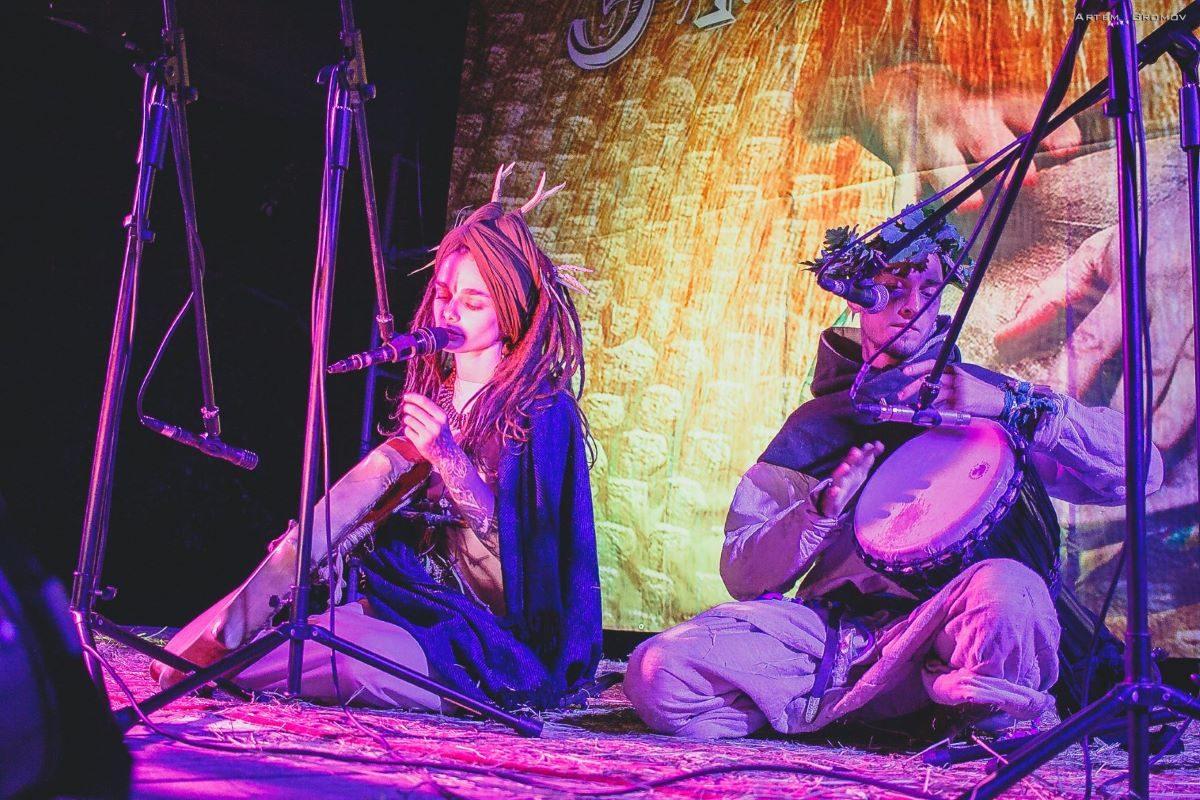 Этно Drum Fest ежегодный фестиваль этнической музыки в Украине, Харьков, Радвел, Мария Кебу