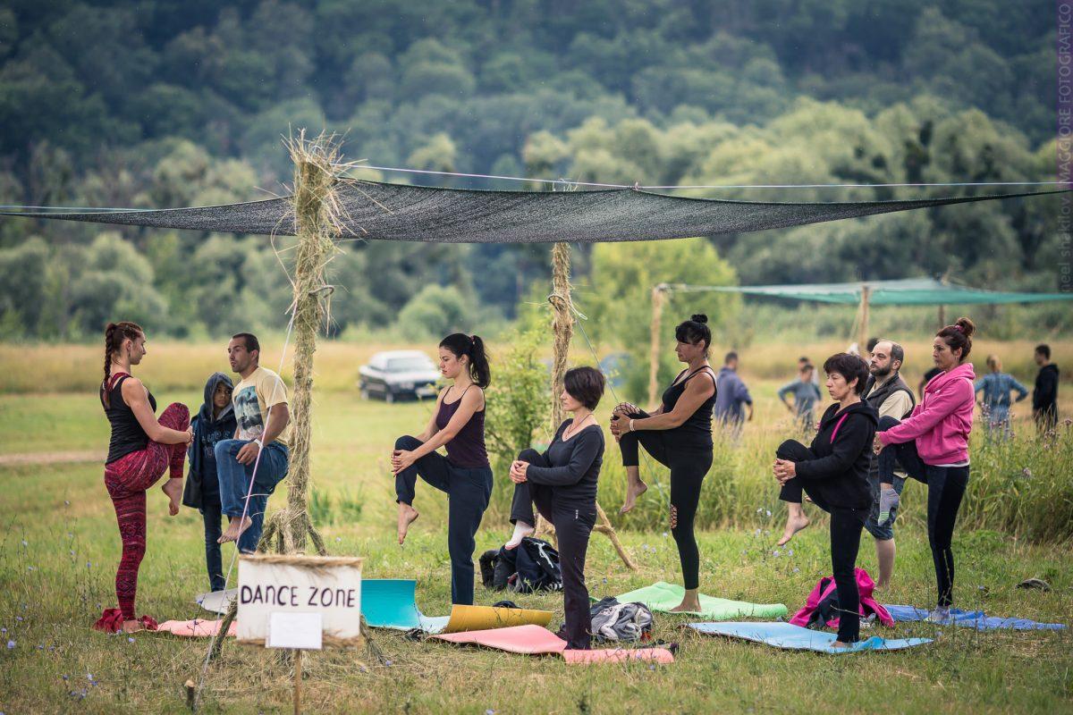 Этно Drum Fest ежегодный фестиваль этнической музыки в Украине, Ольга Рюмшина