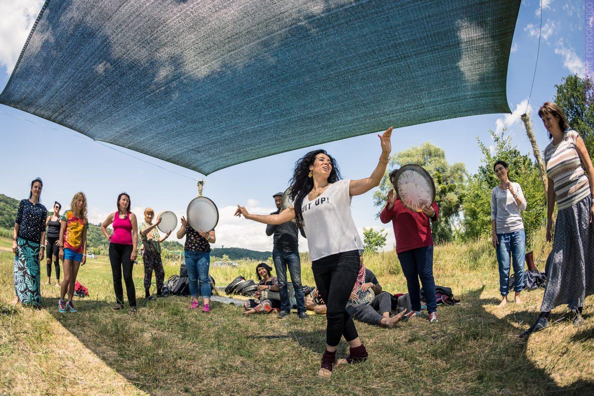 Этно Drum Fest ежегодный фестиваль этнической музыки в Украине, Хале Адхами