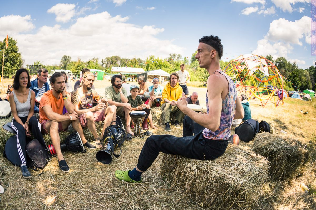 Этно Drum Fest ежегодный фестиваль этнической музыки в Украине