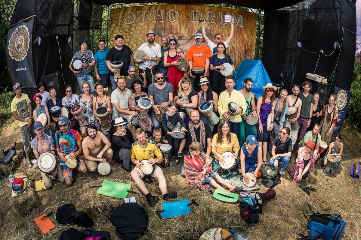 Этно Drum Fest ежегодный фестиваль этнической музыки в Украине, Андрей Танзю