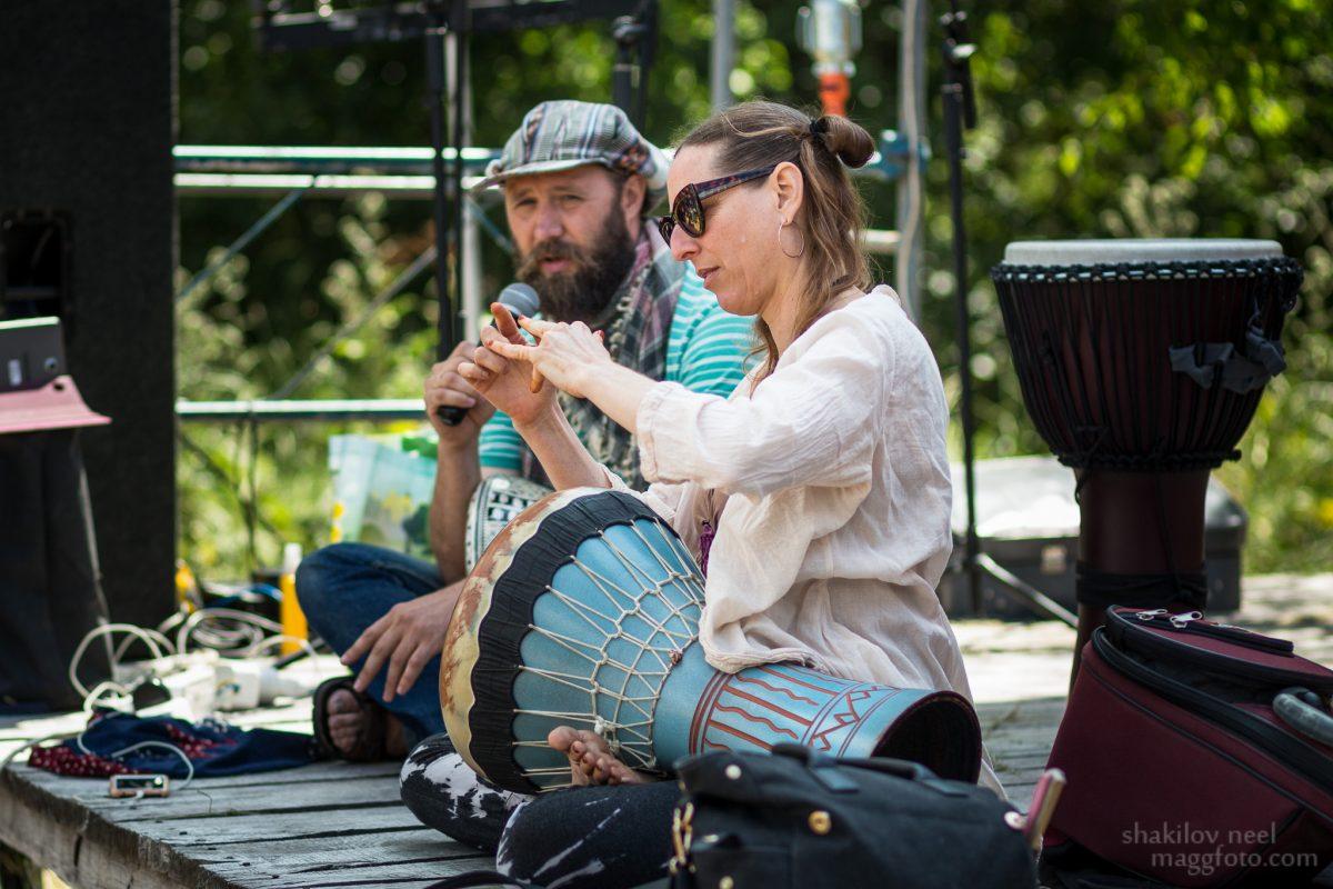 Этно Drum Fest ежегодный фестиваль этнической музыки в Украине, Раки Данзигер