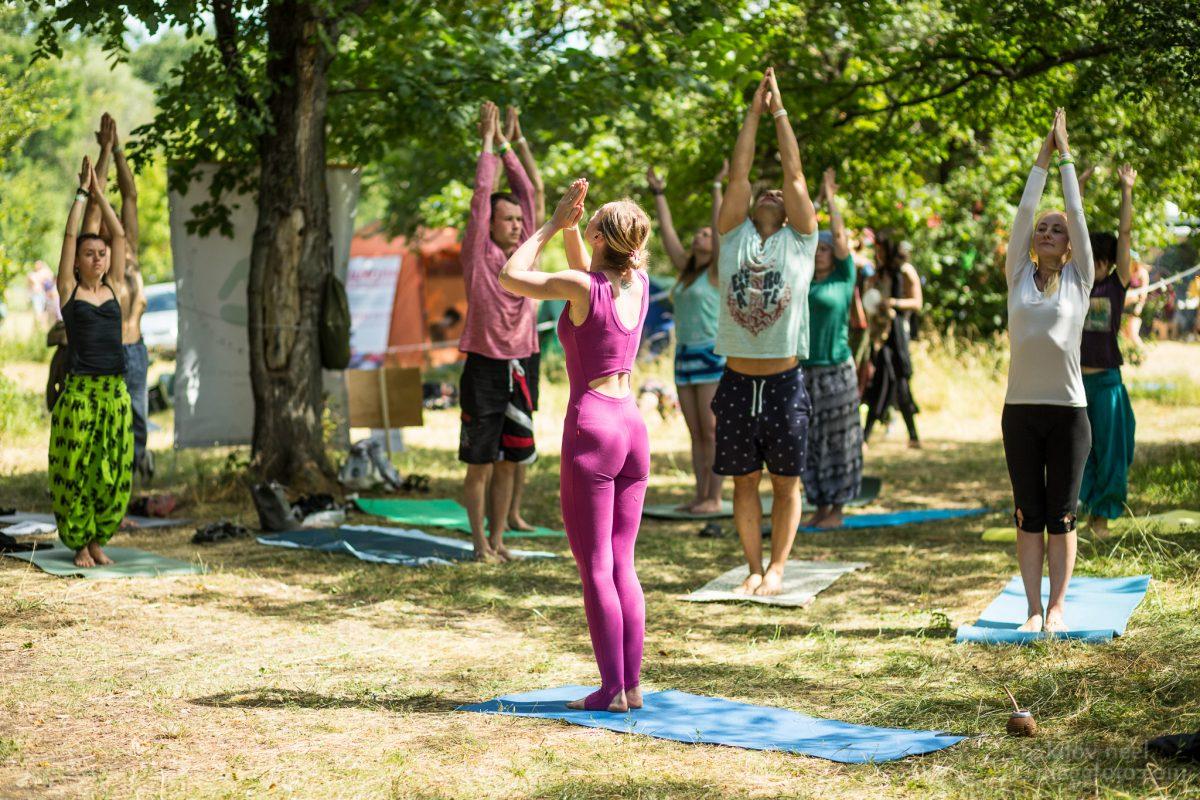 Этно Drum Fest ежегодный фестиваль этнической музыки в Украине, Алиса Восьмеркина
