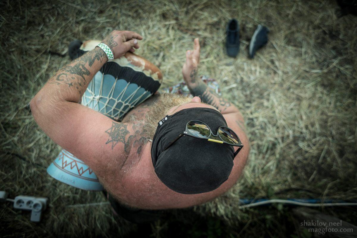 Этно Drum Fest ежегодный фестиваль этнической музыки в Украине, Ваня Пух