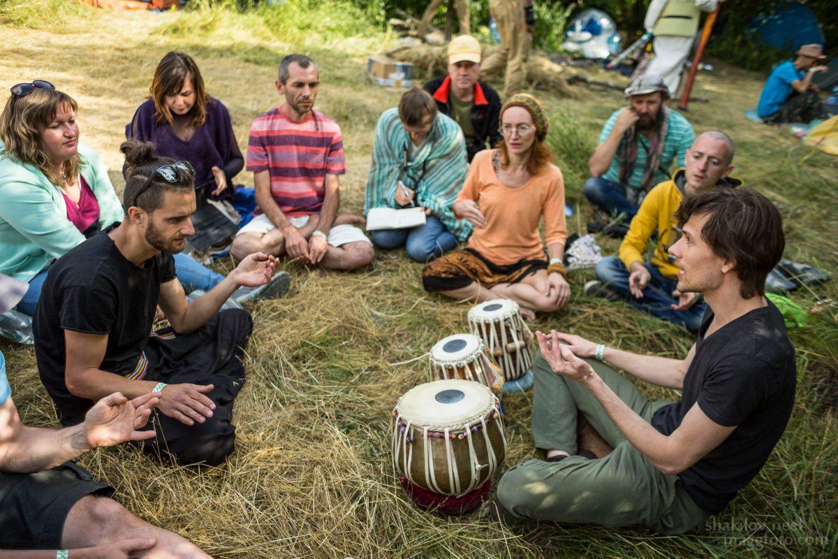 Этно Drum Fest ежегодный фестиваль этнической музыки в Украине, Алексей Булаш индийские таблы