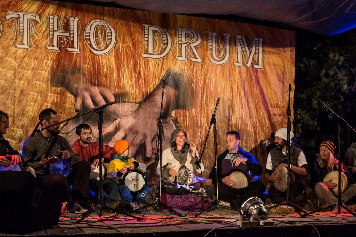 Этно Drum Fest ежегодный фестиваль этнической музыки в Украине, Харьков, Раки Данзигер, школа перкуссии Ethno Drum's, Илья Филиппенко