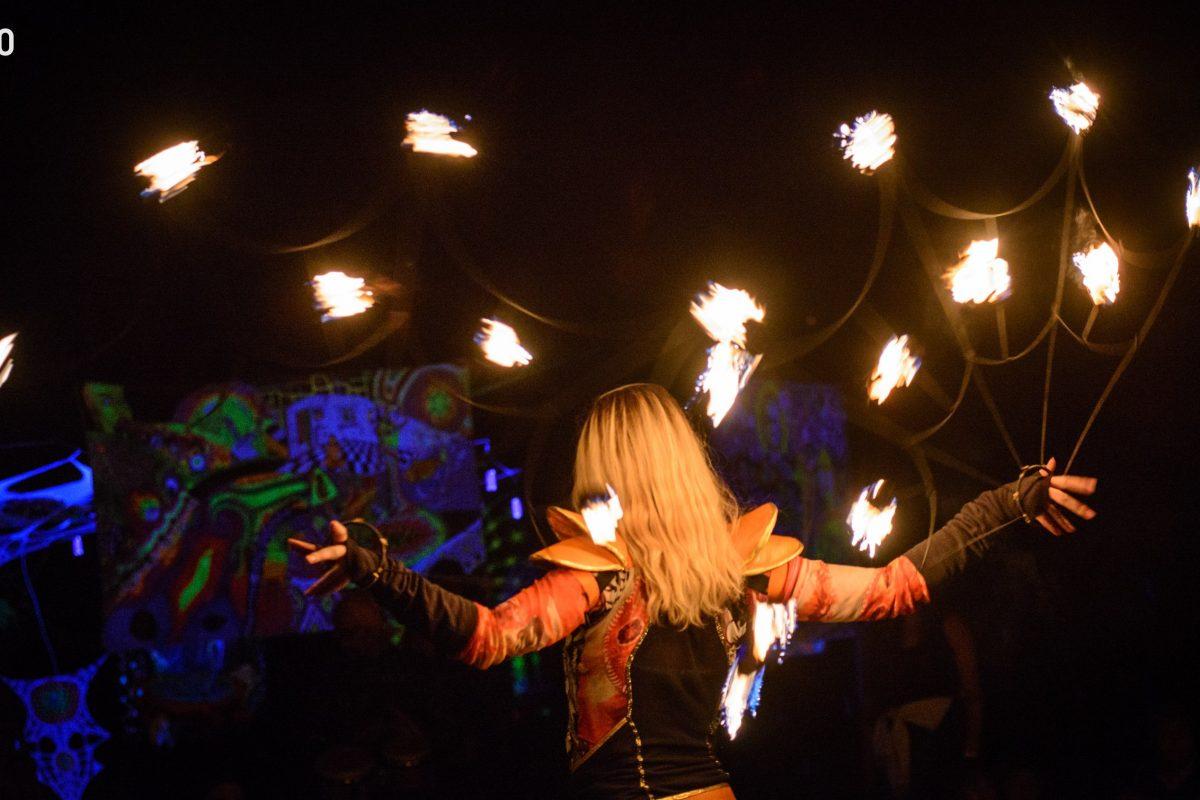 Этно Drum Fest ежегодный фестиваль этнической музыки в Украине, Харьков, Индиго фаер шоу